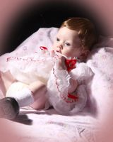 annabelle 2 months by AYANAMAY