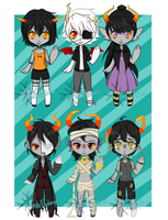 [A] Collab Fantroll Adopts (2/6) by arcticExplorer