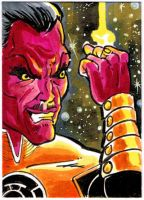 75 Sinestro by SirGryphon