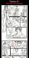 Tekken 6: Now That I'm In Charge by Xiao-Fury