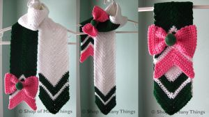 Sailor Jupiter Scarf by CrafterOfManyThings