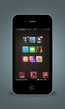 My Newest iPhone SB 3 by TonyWindy