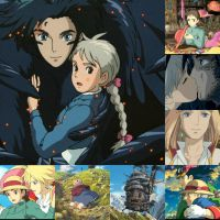 Howls moving castle by Midnightrosesblood