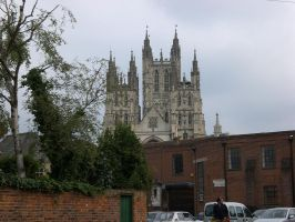 Canterbury Cathedral by Shanna-the-Freak