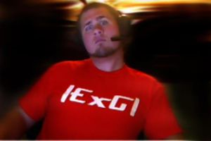 Me. Repping the |ExG| by HartBiit