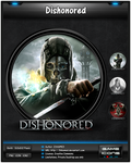 Dishonored - Game Icon by 3xhumed