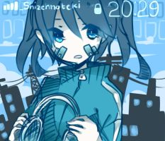 ENE1 by Ririies