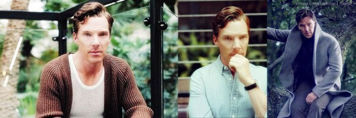 Benedict Cumberbatch Header Twitter by MoniiQuita