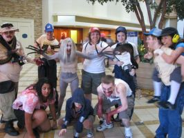 L4D Group Shot by TheForgottenHeart