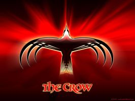 'The Crow' Wallpaper, Dark by serdarguler