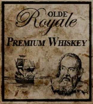 Olde Royale Premium Whiskey by emptysamurai