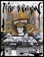 Music is religion by alblas---timms