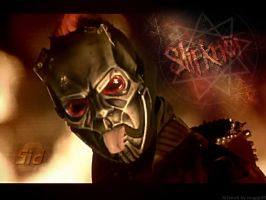 Wallpaper Sid 'Psychosocial' by maggot09