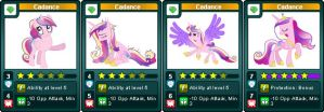 My Little Rivals: Urban is Magic. Cadance by LhasaApso