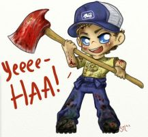 L4D2 Ellis Icon by savethelori