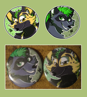 Custom Buttons- Reef by TheCynicalHound