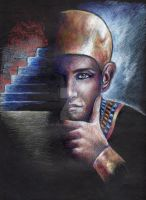 Imhotep001 by badgersoph