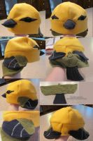Blue-winged Warbler Hat by Like-a-Surr