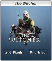The Witcher - Icon by Crussong