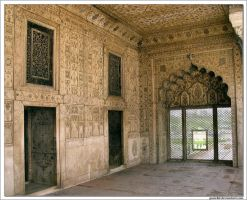 palace in India... by gosiekd