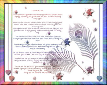 Peacock Poetry by LilysApple