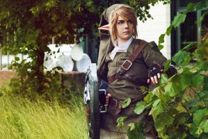 Twilight Princess - Link by SophieRiis