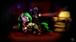 Movie Night by Cyclone-Dusk