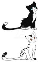 Cat Adoptables ~OPEN~ by Shimmering-Adopts