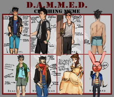 DAMMED: Clothing Meme by theGrantaire