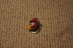Angry bird keyring by g-key
