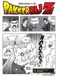PAKKERBAJ Z - Episode 2 - The Legendary Super Pig by morron88