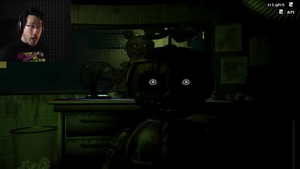 FNAF3 IS OUT!!! by SilverBaze