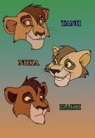 TLK Brothers by AnnieHyena