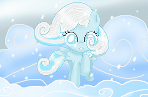 Snow Blind by LilRedRoses
