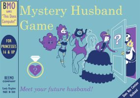 Mystery Husband Game by christadaelia