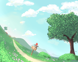 Route 1 by SteveO126