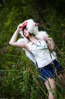 Mononoke Hime: Call of Nature by e-l-y-n-n