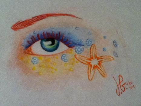 The Eye Of The Sea by janick01