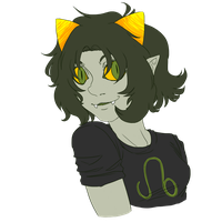 Nepeta Bust by A-Someday-Dreamer