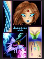 Summoner - Details by ava-angel