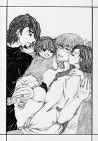 Family Love by resiove