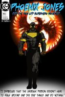 Phoenix Jones Comic Book by fullmetal-0240