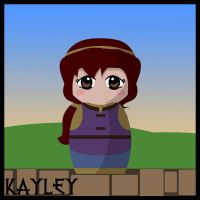 Kayley Doll - Camelot by hallatt