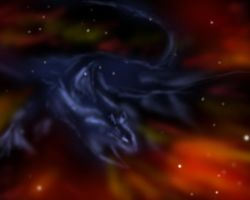 Saphira's Nebula by Night-Forager