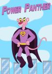 Power Panther by MCsaurus
