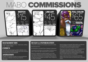 SUDDENLY.  COMMISSIONS. by MilkyBody