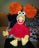 Red Fraggle puppet version 1.1 by Negaduck9
