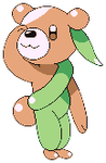BEAR FAKEMON FOR SALE by DarkySG