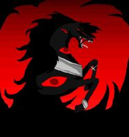 The Alucard Horse by AngelKiller666
