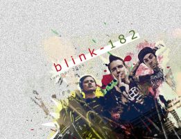 Blink-182 by Madziuch